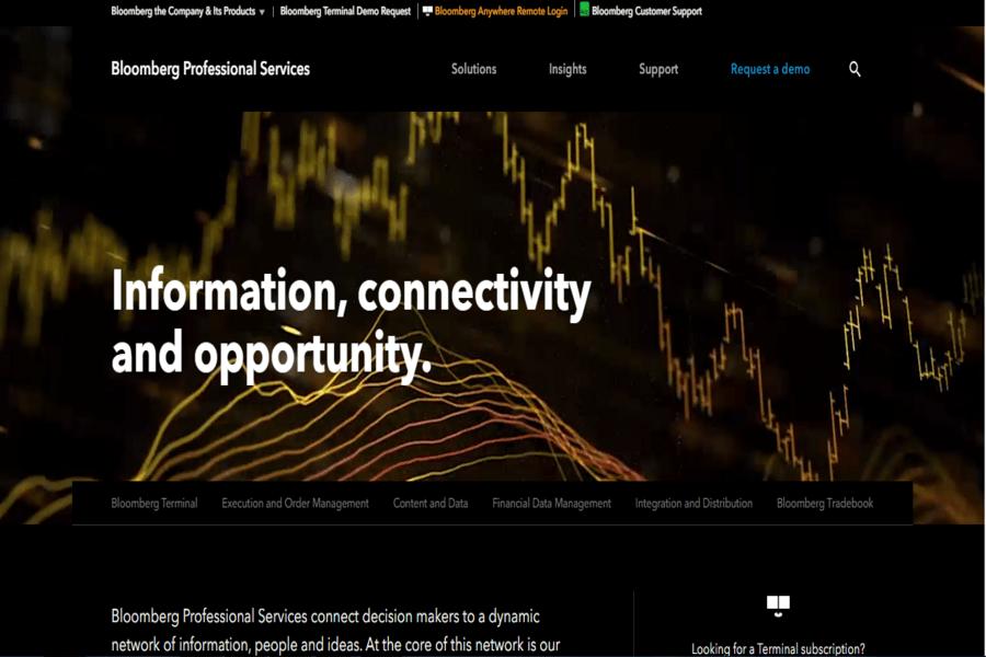 Bloomberg Professional