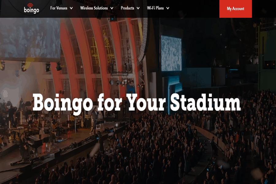 Boingo Site