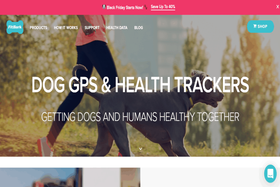 Fitbark Site Image
