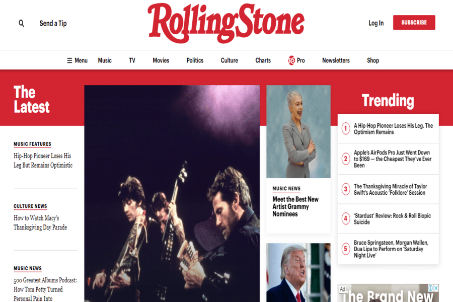 The Rolling Stones Image 1