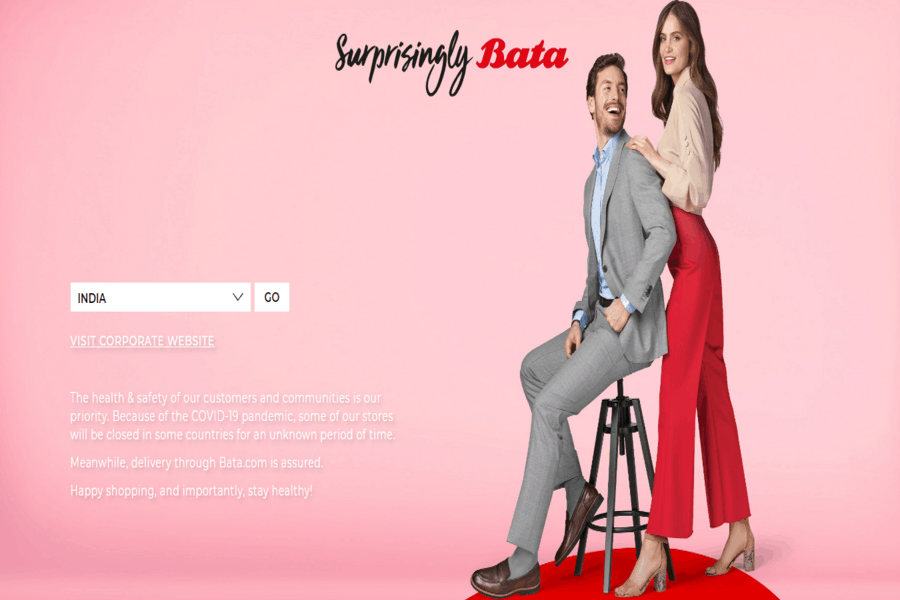 Bata Site Image