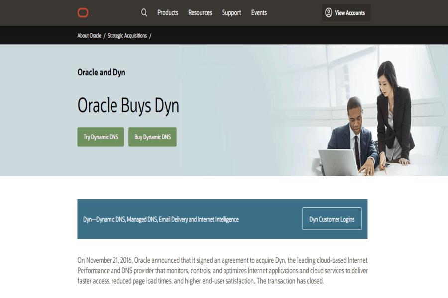 Dyn Site Image