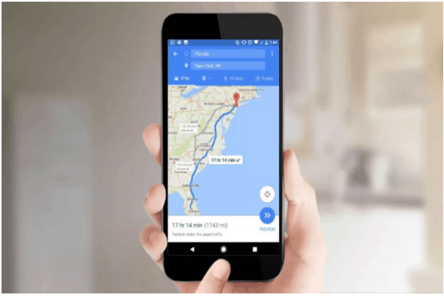 Map Google Assistant Commands